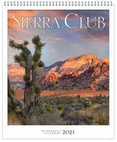 Sierra Club Wilderness 2021 Calendar