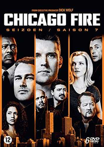 Chicago Fire-Saison 7 [DVD]