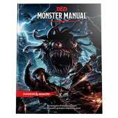Livrets de règles de base de Dungeons & Dragons : Monster Manual (version anglaise)
