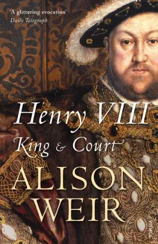Henry VIII: King and Court (English Edition)