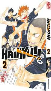 Haikyu!! - Band 02