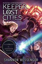 Keeper of the Lost Cities Illustrated & Annotated Edition: Book One