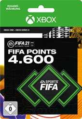 FIFA 21 Ultimate Team 4600 FIFA Points | Xbox - Download Code