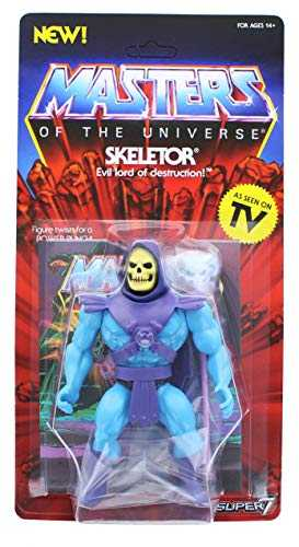 SUPER7 Masters of The Universe Vintage Collection Action Figure Skeletor 14 cm
