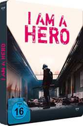 I am a Hero - [DVD & Blu-ray] Steelbook - Collector´s Edition