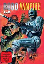 Robo Vampire - Double Feature - Cover A - streng limitiert - inkl. COUNTER DESTROY