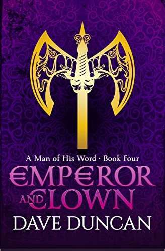 Emperor and Clown (A Man of His Word Book 4) (English Edition)