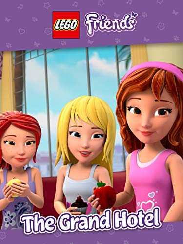 Lego Friends: The Grand Hotel