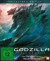 Godzilla: Planet der Monster - Collector´s Edition [Blu-ray]