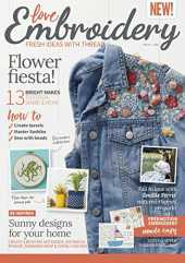 Magazine Love Embroidery – Fresh Ideas With Thread 2020: PDF (English Edition)