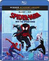 Man: Into The Spider-Verse [Blu-Ray]