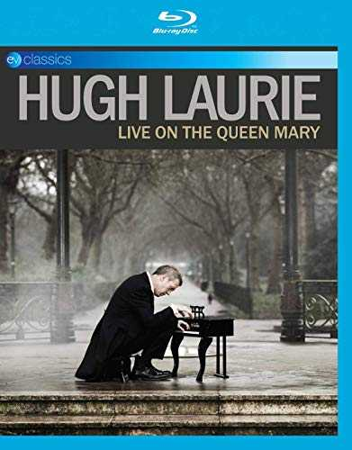Live on the Queen Mary [Blu-ray]