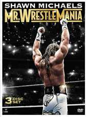 Shawn Michaels: Mr Wrestlemania [Import USA Zone 1]