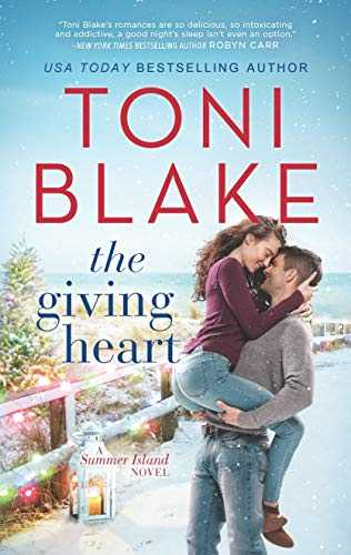 The Giving Heart (Summer Island Book 2) (English Edition)