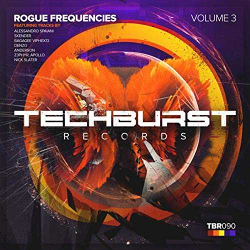 Rogue Frequencies Volume 3