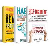 Productivity: 3 Manuscripts: The Ultimate Guide to Be More Productive and Develop Self-Discipline (English Edition)