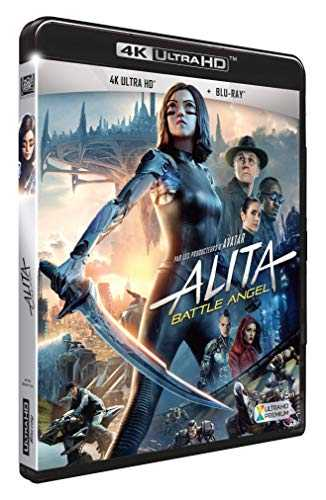 Alita : Battle Angel [4K Ultra HD + Blu-ray]