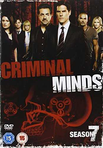 Criminal Minds Season 7 [Import anglais]