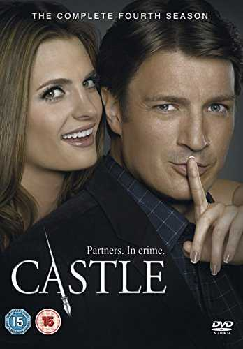 Castle Season 4 [Import anglais]