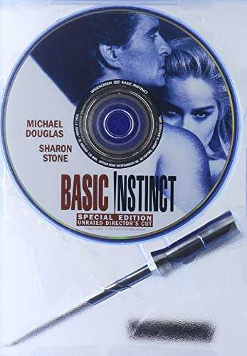 Basic Instinct (Collector's Edition - Unrated) [Import USA Zone 1]
