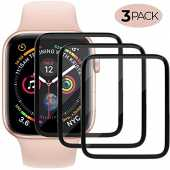 2 in 1 Handy-Ladekabel und Ladestation kompatibel für Apple Watch Series 4/3/2/1/iPhone X Xs MAX/8 Plus/8, black-A159
