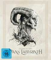 Pans Labyrinth - Ultimate Edition (Blu-ray + CD-Soundtrack + 3 Bonus-Blu-rays + DVD) [Limited Edition] [Alemania] [Blu-ray]