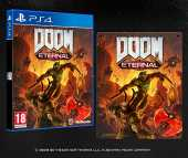 Doom Eternal - Esclusiva Amazon.It (con Poster in Metallo) - Day-One Limited - PlayStation 4