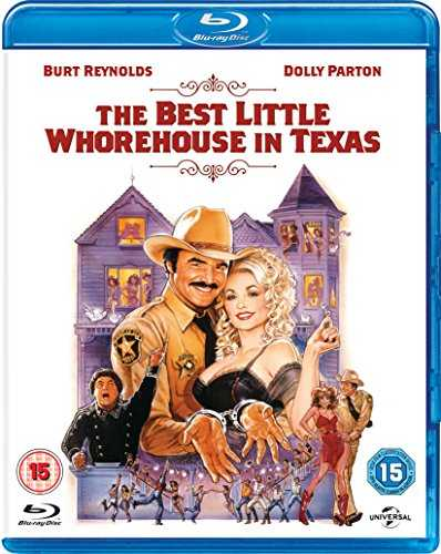 The Best Little Whorehouse in Texas [Edizione: Regno Unito] [Blu-Ray] [Import Italien]