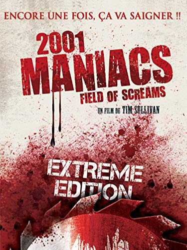 2001 MANIACS: Fields of screams