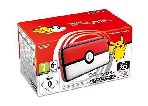 New Nintendo 2DS XL Poké Ball - Limited Edition game not included
