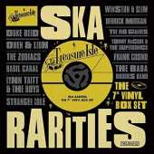 "Treasure Isle Ska Rarities: The 7"" Vinyl Box Set [Vinilo]"