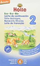 Holle - Leche Holle 2 600 gr 6m