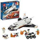 Lego City Space 60226 Space Shuttle (273 pièces)