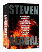 Steven Seagal : coffret 11 DVD