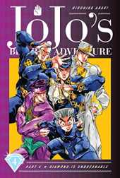 JoJo´s Bizarre Adventure: Part 4 -- Diamond is Unbreakable, Vol. 4