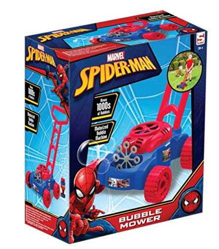 Sambro tondeuse pompero Spiderman multicolore spe-3263 - Version Espagnole
