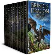 Brindle Dragon Boxed Set: Complete Series: Books 1 - 9 (English Edition)