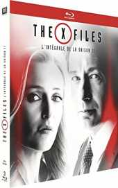 The X-Files-Saison 11 [Blu-Ray]