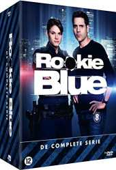 Rookie Blue - Complete Collection (1 DVD)
