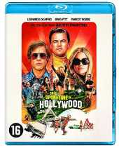 Once Upon A Time in. Hollywood [Blu-Ray]