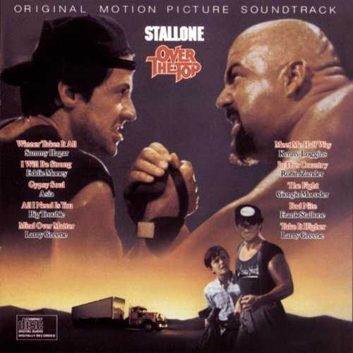 Original Motion Picture Soundtrack OVER THE TOP