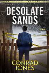 Desolate Sands: The ultimate serial killer thriller (Detective Alec Ramsay Crime Mystery Suspense Series)