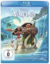 Vaiana [Blu-Ray] [Import]