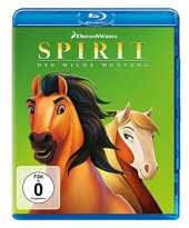 Spirit-der Wilde Mustang [Blu-Ray] [Import]