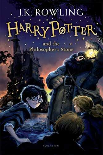 Harry Potter and the Philosopher's Stone: 1/7