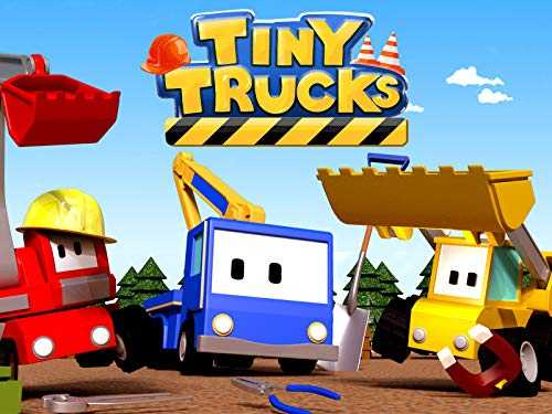 Tiny Trucks (Français)
