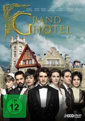 Grand Hotel - Staffel 4 [3 DVDs]