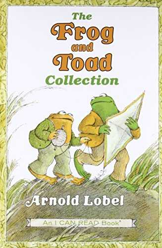 The Frog and Toad Collection