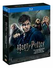 Harry Potter Collection (Standard Edition) (8 Blu-Ray) [Italia] [Blu-ray]