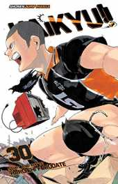 Haikyu!! , Vol. 30